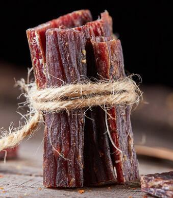 青海手撕牛肉干的图片_内蒙古农产品代理价格
