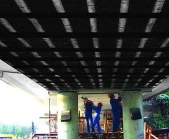 湖北碳纤维加固施工_江西碳纤维加固公司_湖北碳纤维加固