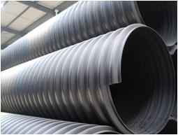 重庆HDPE钢带波纹管厂家 HDPE钢带波纹管