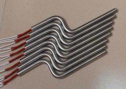 单头电热管批发 非标定制硅橡胶加热板生产 上海向洋电热电器设备有限公司
