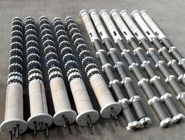 高温电热辐射管价格 不锈钢法兰电热管 上海向洋电热电器设备有限公司