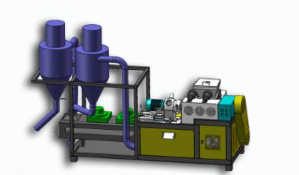 专业的MIM水口料造粒机厂家/先进的钛合金密炼机哪里有/广东利拿实业有限公司
