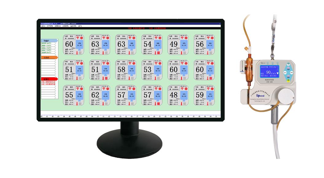 加温仪 治疗设备输液系统工作站物有所值 高品质单通道注射泵