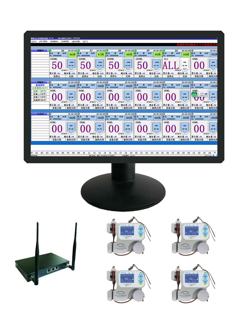 医疗动态输液解决方案 智能输液控制器供应商 广州欧浦瑞医疗科技有限公司