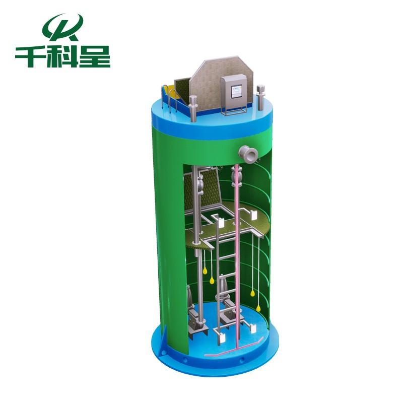 正宗专业一体化雨水泵站_一体化雨水泵站设备相关-广州千科呈环保科技有限公司