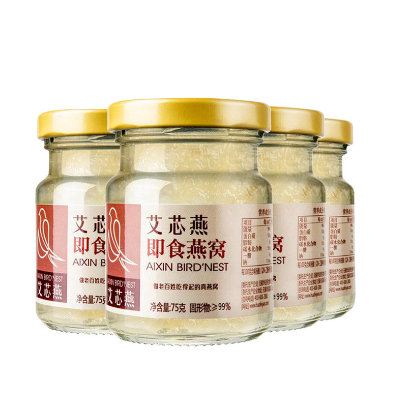瓶装免炖煮即食燕窝营养食品_五金商贸网