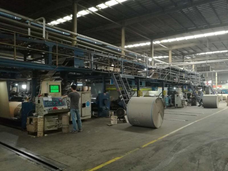 佛山纸板生产线厂家-钢结构观光电梯井道设计-佛山市宏亨机电工程有限公司