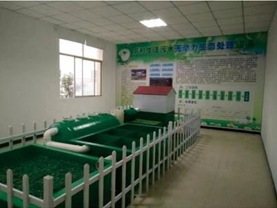 广州农村污水处理池制造商 清远玻璃钢一体化污水处理系统厂家 清远市万丰达建材有限公司