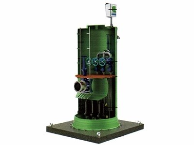 梅州玻璃钢一体化泵站哪家好-江门雨水收集回用系统厂家-清远市万丰达建材有限公司
