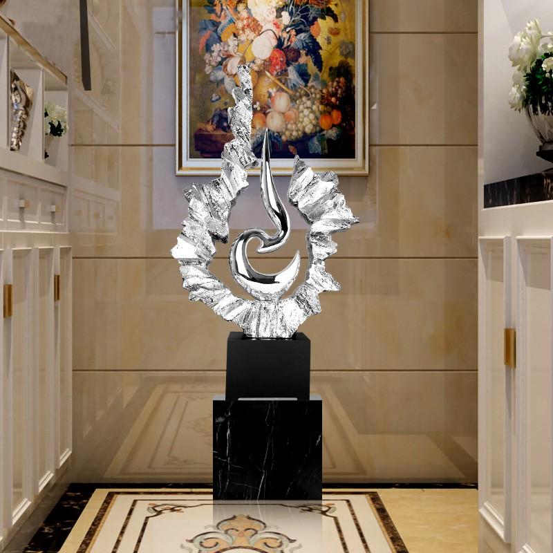 雕塑摆件工艺品-现代工艺品-饰家宅配软装商城(网络商城)
