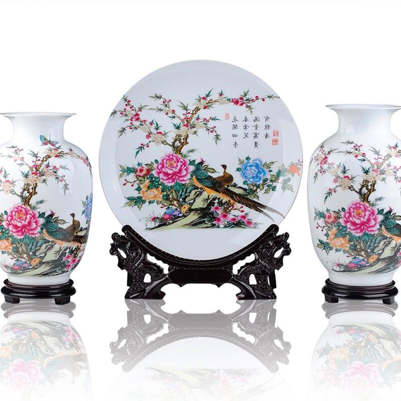 景德镇陶瓷器花瓶
