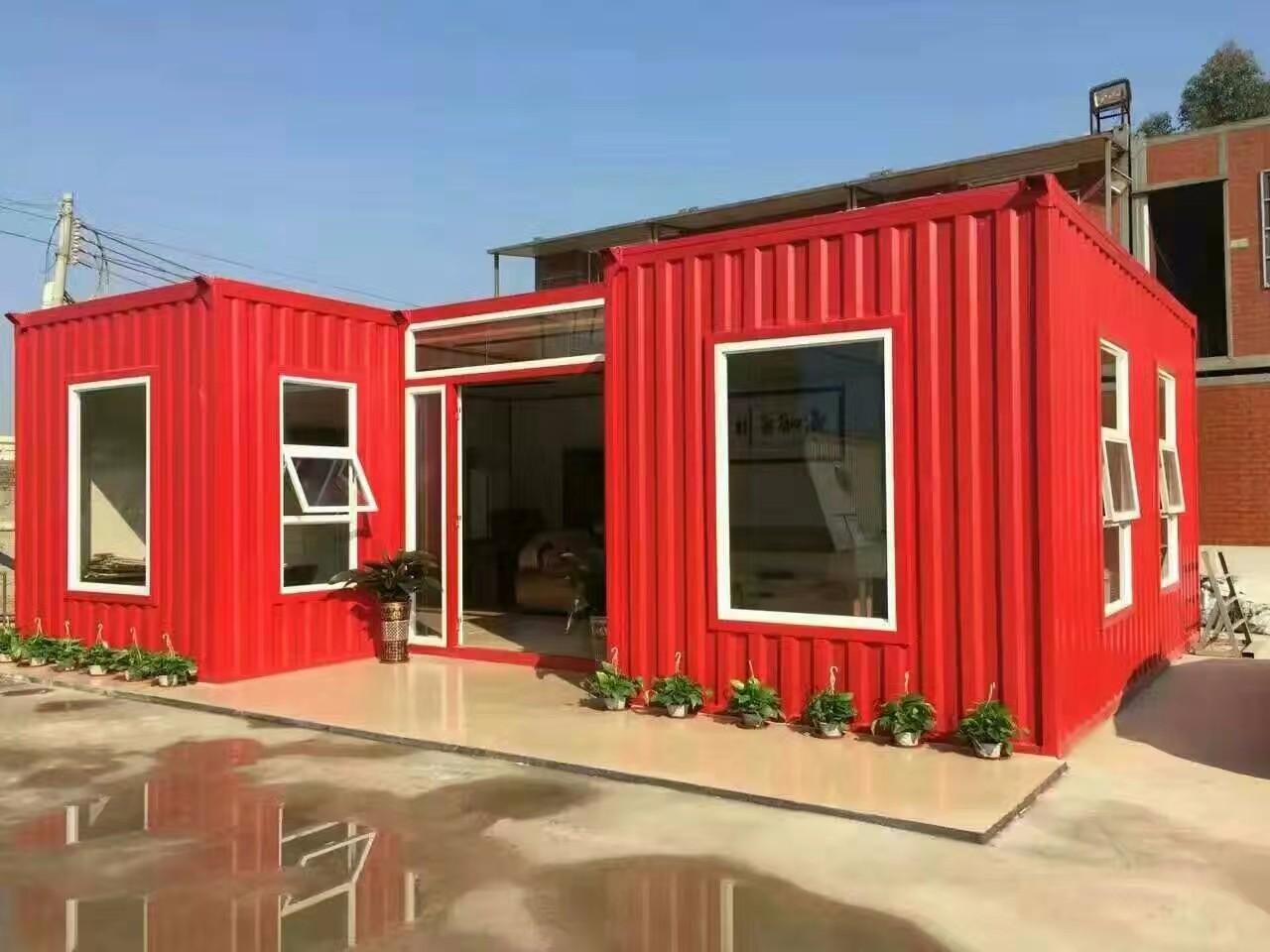 活动式集装箱房_优质活动房出售-肇庆市客族装配式建筑有限公司