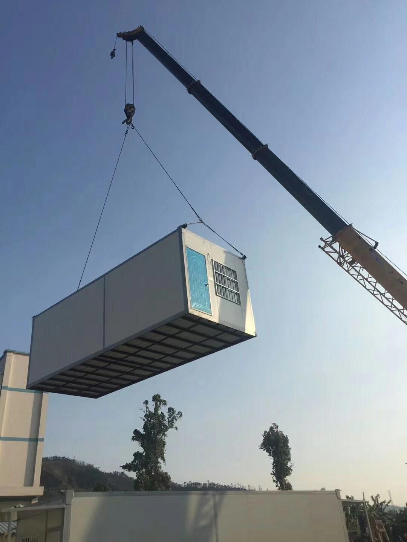折叠式住人集装箱出售_肇庆市客族装配式建筑有限公司