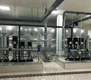 河北无负压供水设备生产厂家_进口机械及行业设备生产厂家