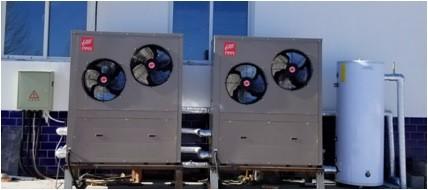银川空气源热泵 中卫空气源热泵采暖 宁夏昊之丰工贸有限公司