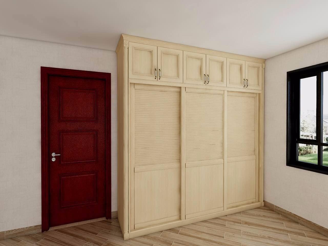 我们引荐实木家具结果图重磅优惠来袭 全铝家居结果图 浴室柜