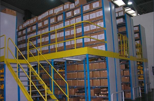 专业的阁楼货架质量好_哪里有仓储货架-江苏金潞存储设备有限公司