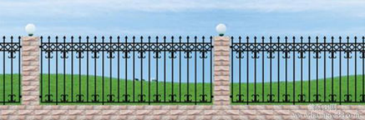 我们推荐铁艺金属护栏价格专业定制 优质专业停车场系统广告道闸诚信经营