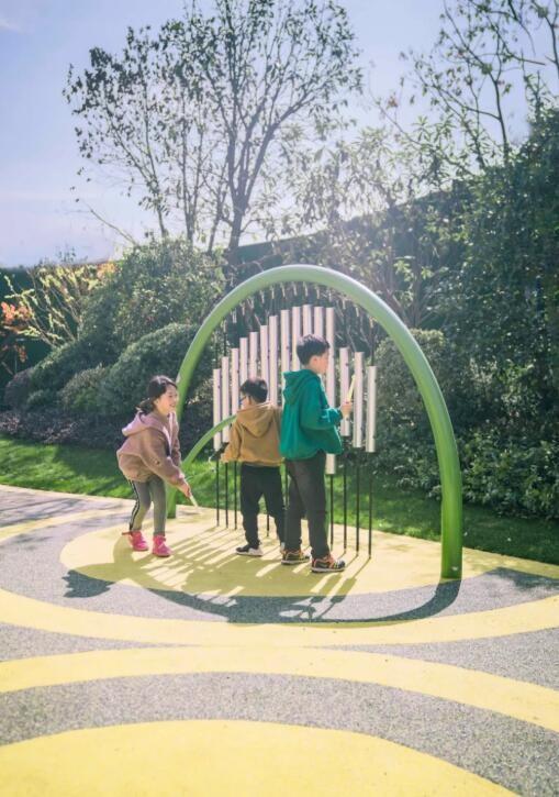 幼儿园墙面打击器-温州庄上游乐设备有限公司