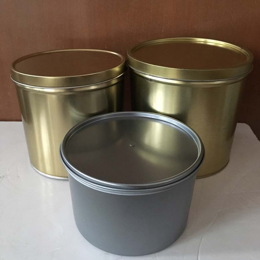 1KG油墨罐价格 铁桶 宁津恒通金属制品有限公司