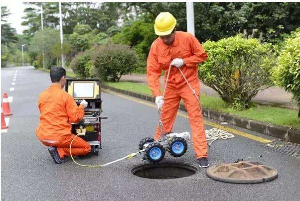 市政管道检测设备_管道检测哪家好相关-上海居海管道疏通服务有限公司