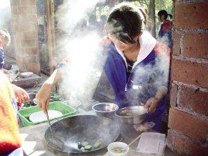 酒店厨房排烟风机_油烟净化设备-北京清与净环保服务有限公司