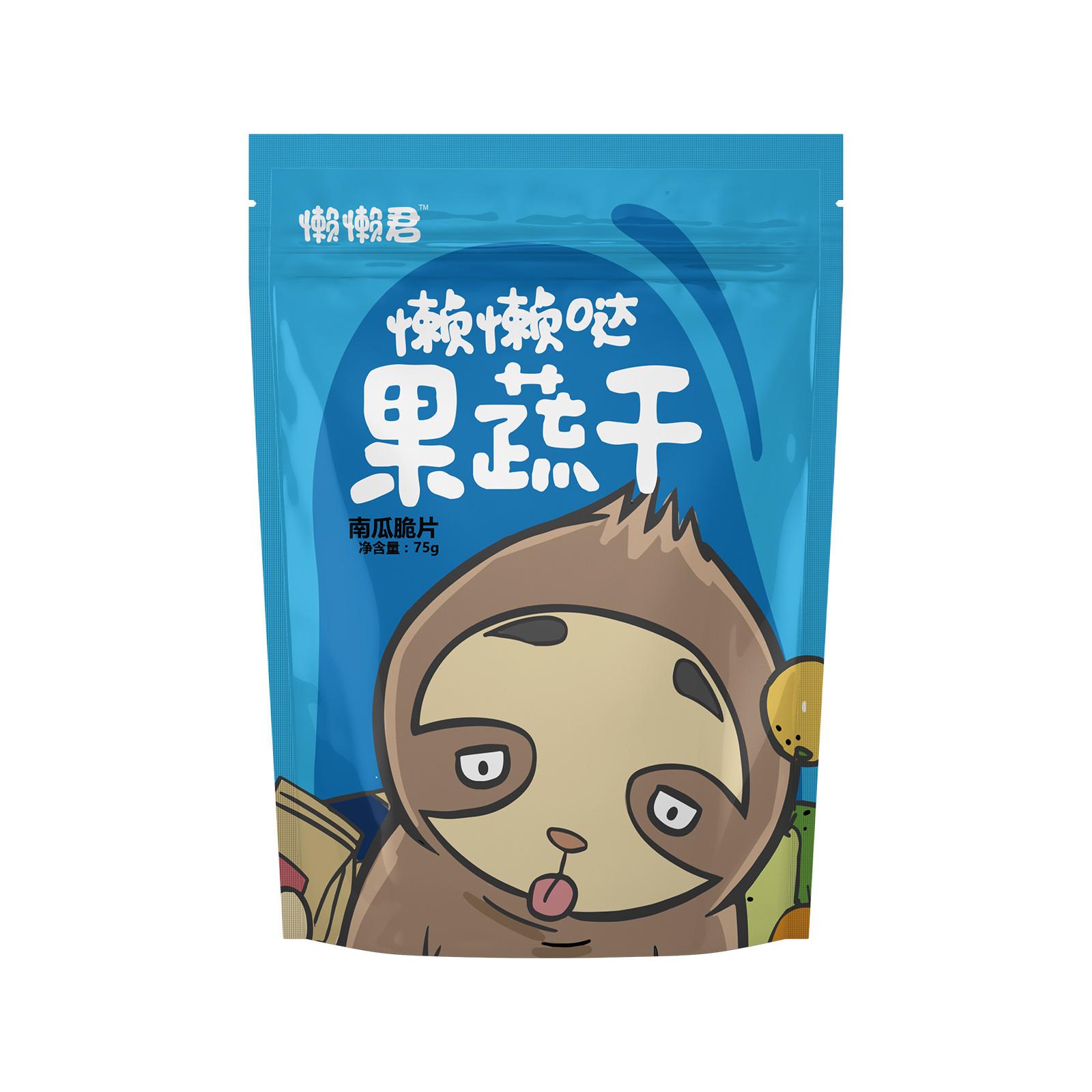 南瓜脆片-甘薯干紫薯干广西特产零食小吃-广西懒君食品无限公司