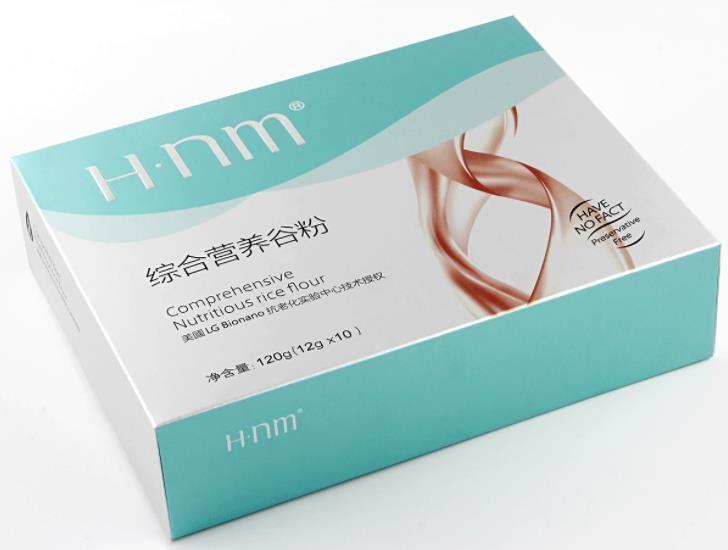 综合营养粉HNM_设计