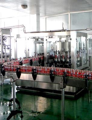 饮料灌装设备_桶装水灌装机