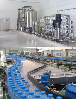 全自动纯净水生产设备厂家_郑州反渗透设备生产线-河南百冠机械设备有限公司