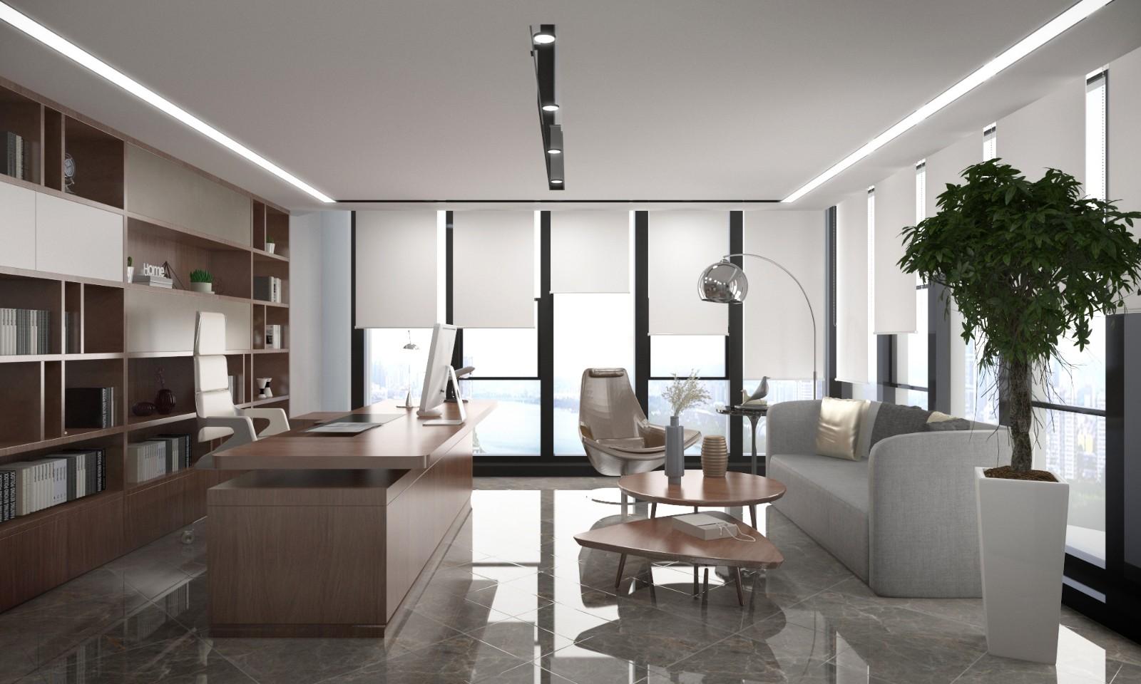 设计样板房主卧_样板房设计装修相关-深圳市唯创装饰设计工程有限公司