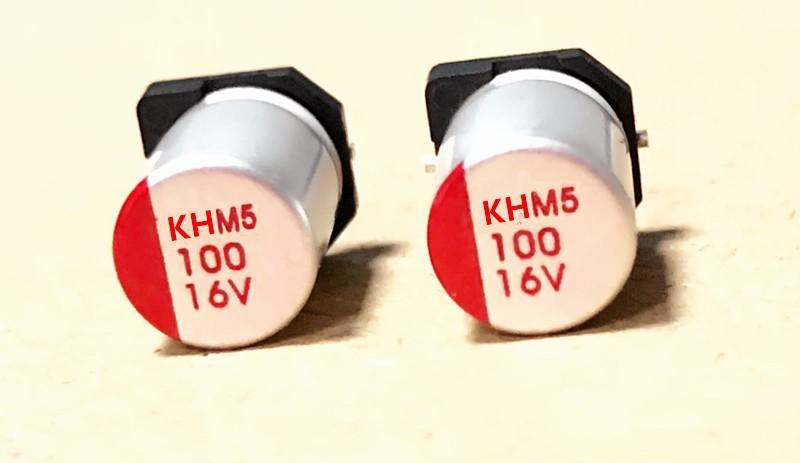 固液混合固态铝电解电容器加工定制_丰宾固态电容相关