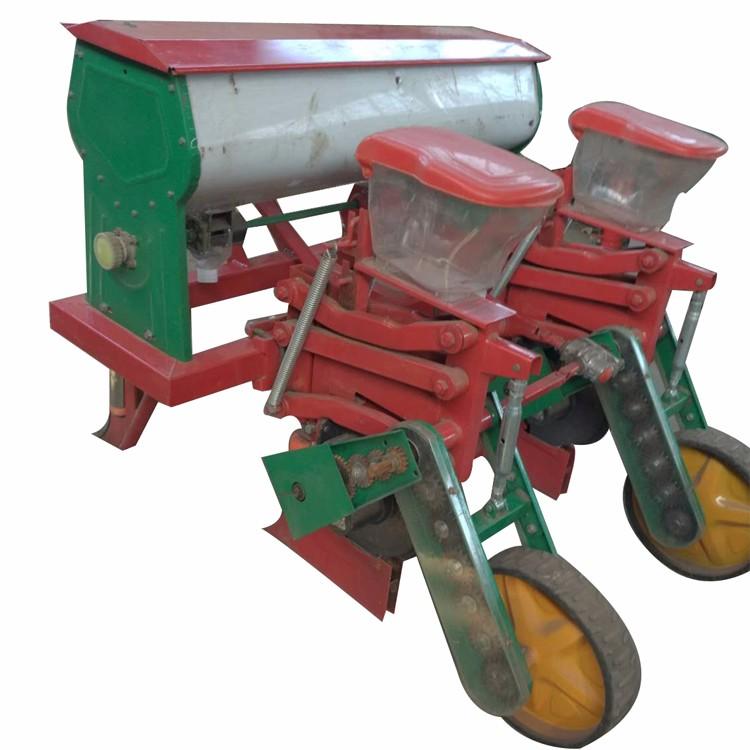 玉米播种机使用方法_高品质种植机械质保一年