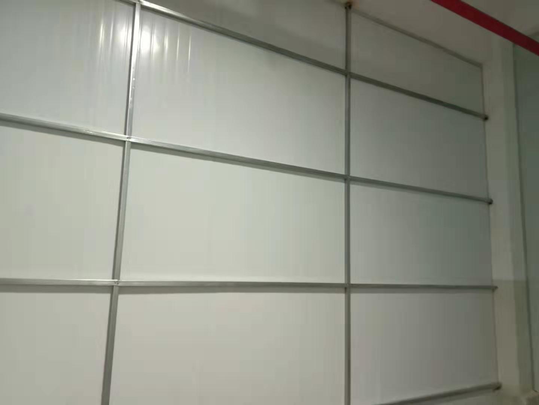 隔墙图片_厂内活动房图片-彩忆集钢结构(苏州)有限公司