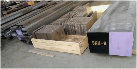 SKH-9高速钢化学成分 H13现货 上海超伦钢模有限公司