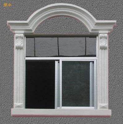 欧式门窗套构件/哪家EPS线条/南京安邦装饰工程无限公司
