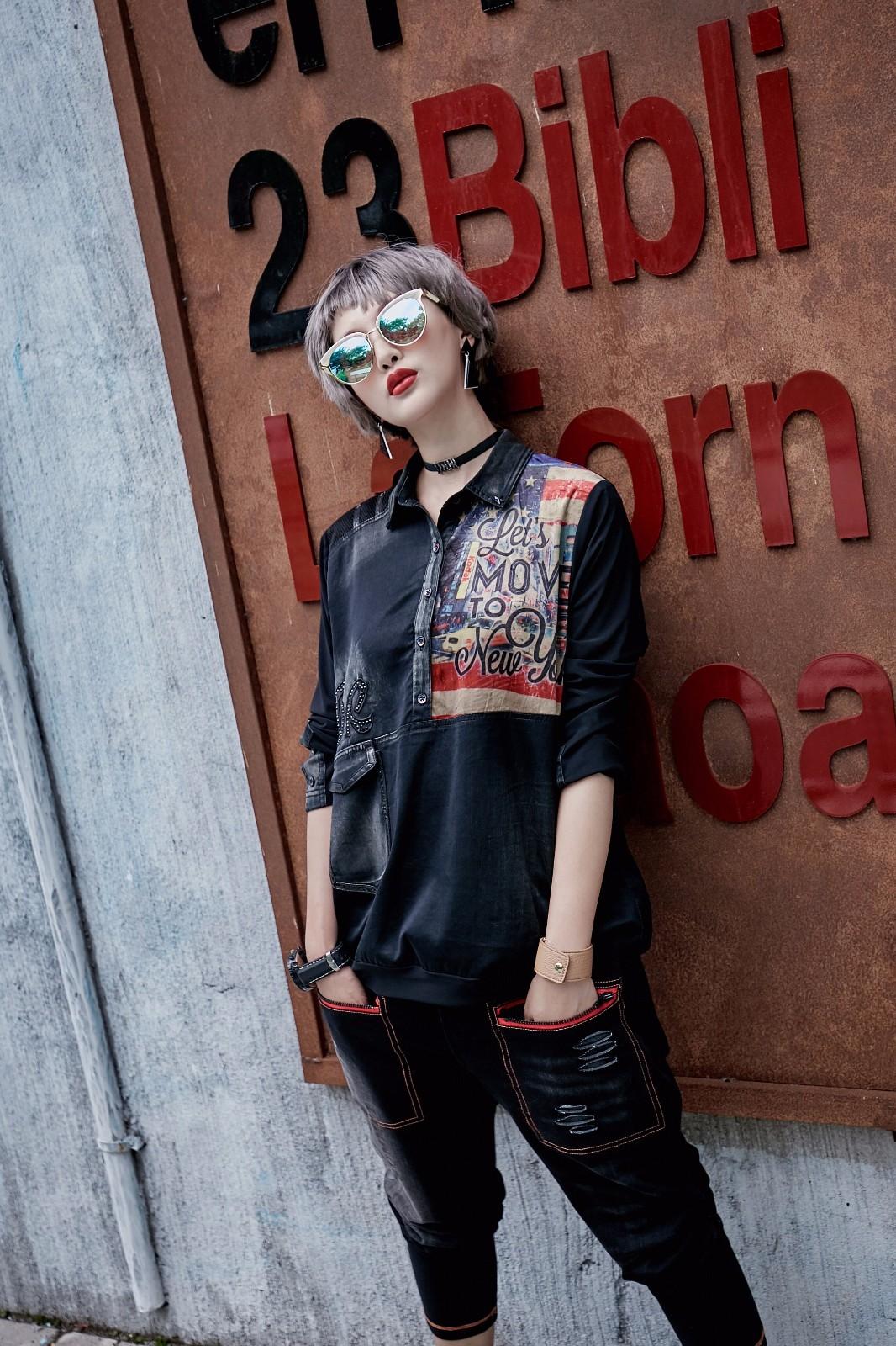 时髦女装零售市场/打扮/广州韩景域意衣饰无限公司