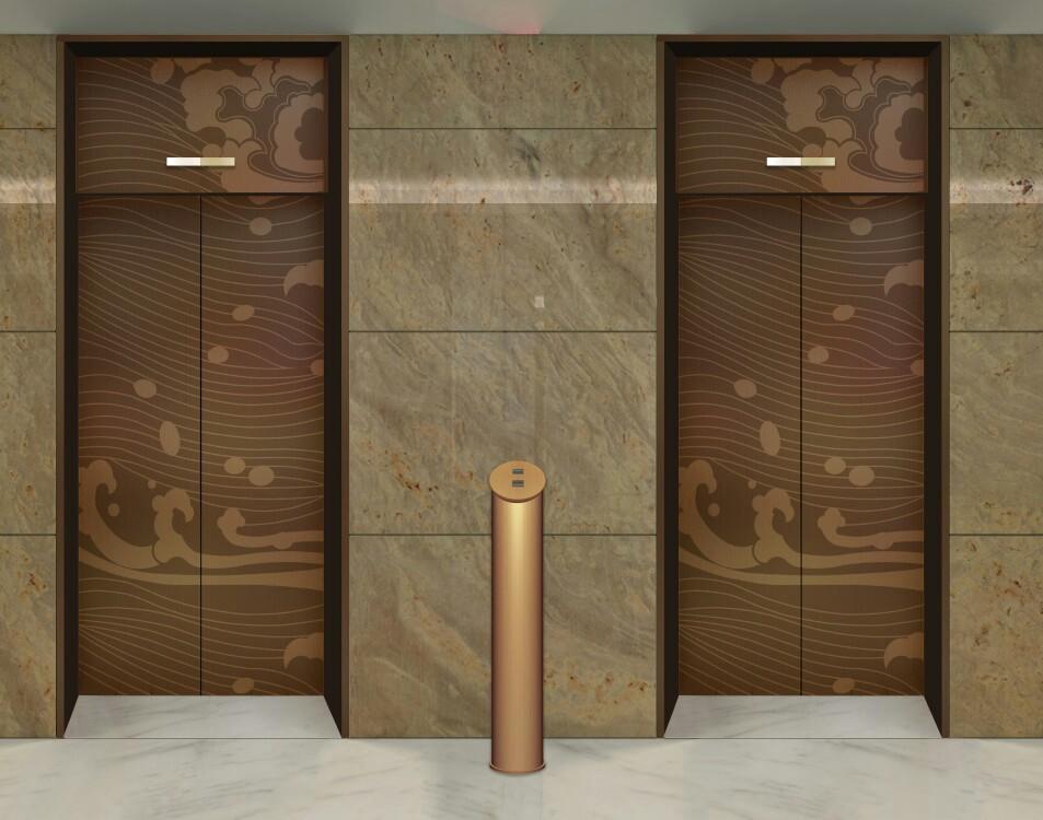 装潢设计酒店厅门装潢价格低物有所值 我们推荐时尚电梯装潢价格哪家价格便宜