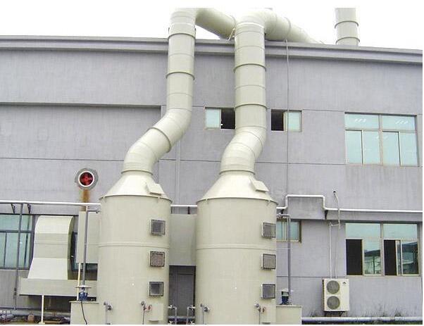 哪里有喷淋塔工程_等离子净化设备供应_九江市科凡环保科技有限公司