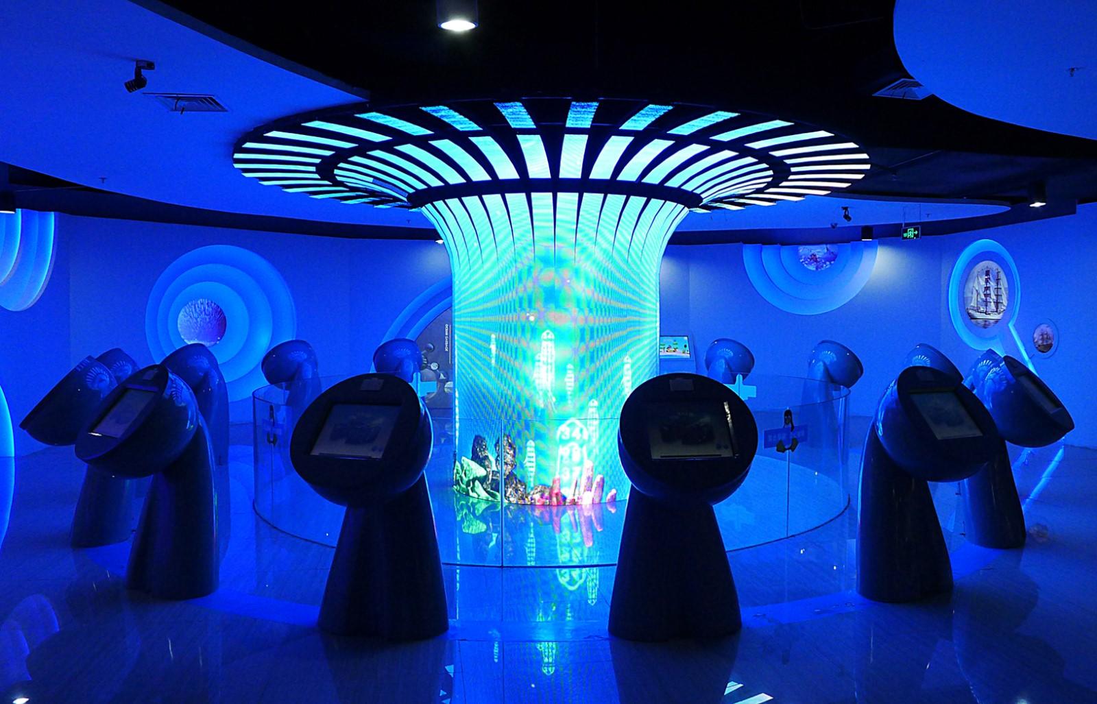 驻马店党群服务中心公司_河南三维动画公司_河南国创展览展示有限公司