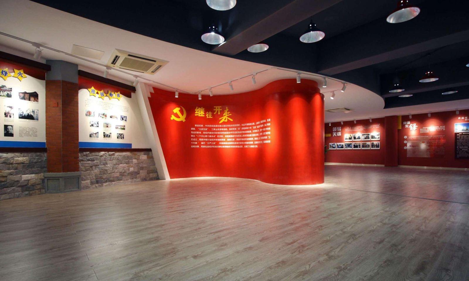 河南党群服务中心策划_华夏玻璃网