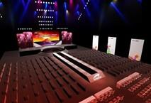 广州舞台活动布置现场/展会装修布置/广州弗克展示工程有限公司