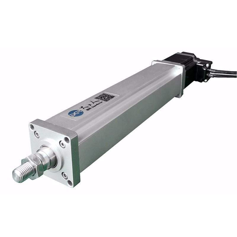 电动直线运动/自动升降平台多少钱/深圳大工人电动缸技术有限公司