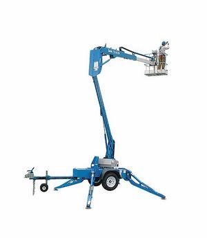 上海高空车代理商 吉尼移动升降机维修 上海瑾田机械设备有限公司