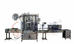 自动套标机生产厂家/全自动贴标机生产厂家/深圳市港中现自动化设备有限公司