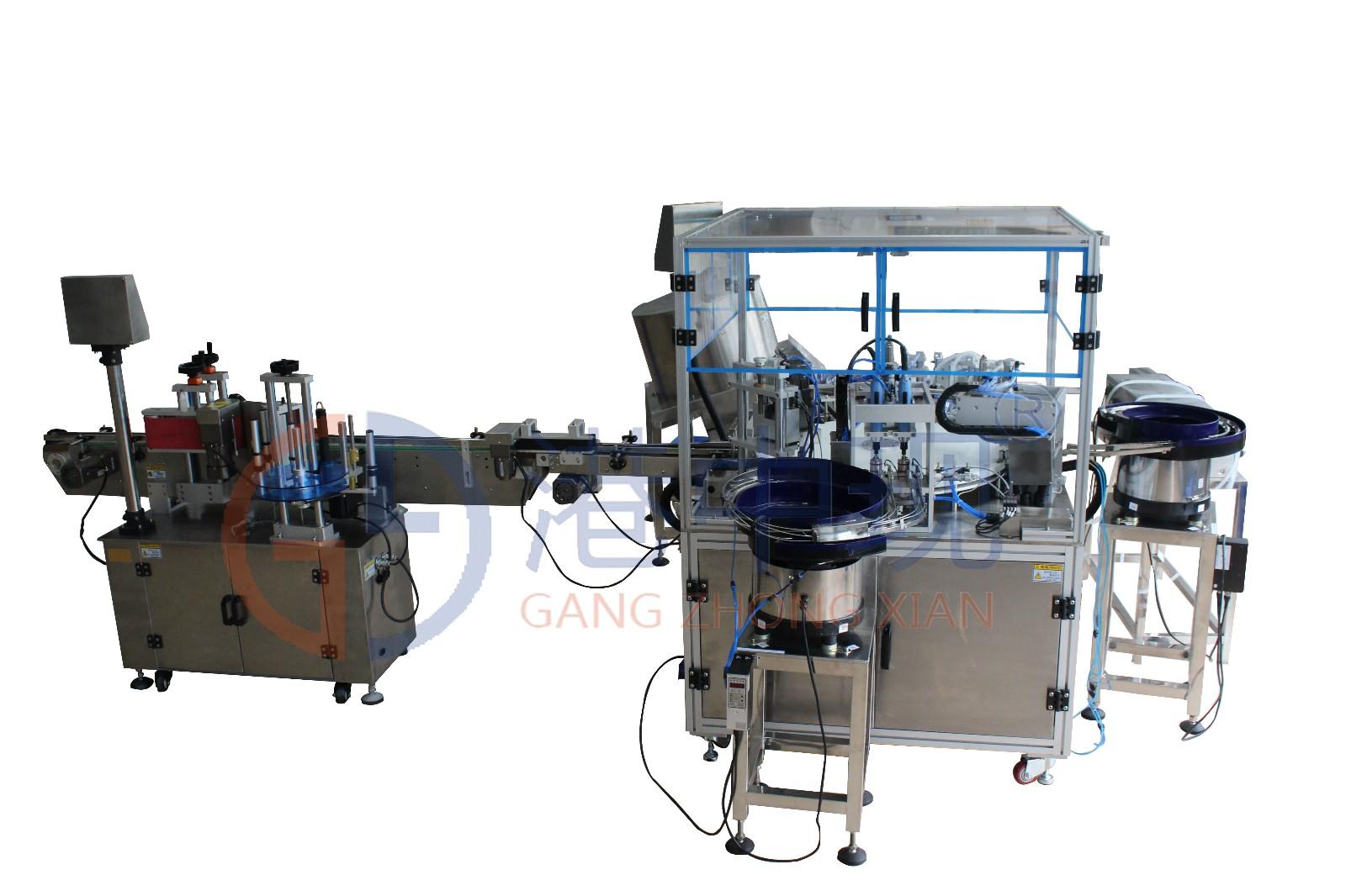 灌装机械全自动烟油灌装机生产商服务商 我们推荐烟油灌装机设备 分页机