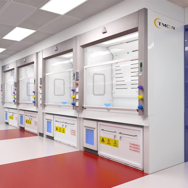 化学实验室通风柜 实验室酸碱柜厂家 广东天赐湾实验室装备制造有限公司