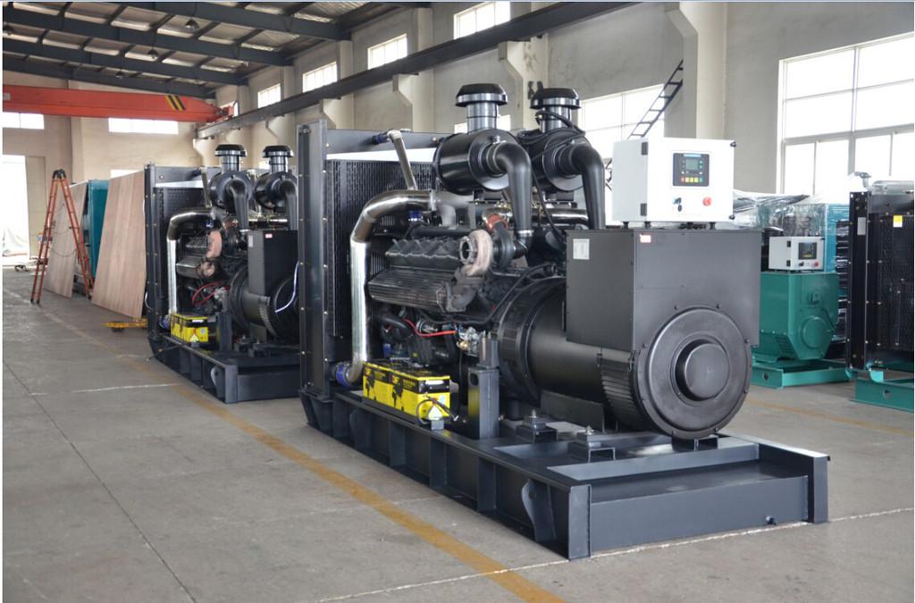 550kw上柴发电机组/大宇柴油发电机组/扬州志美发电机制造无限公司