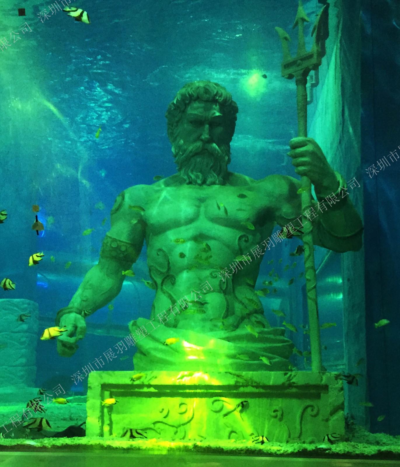 海洋馆过山车水泥雕塑-革命题材铜雕塑价格-深圳市展羽雕塑工程有限公司