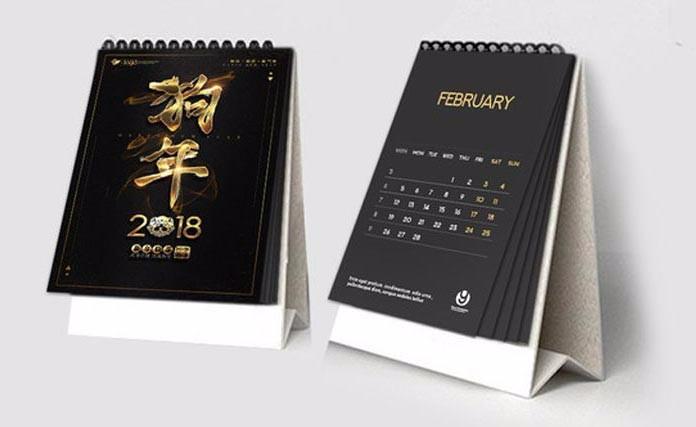 高档台历设计印刷_手提袋定制_上海炫奇印务科技有限公司